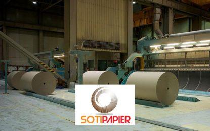 Sotipapier se propose de distribuer un dividende brut de 0,465 DT par action