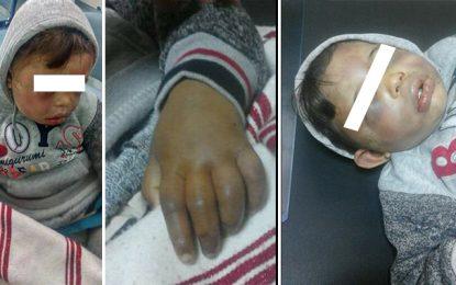 Violence familiale : Enquête sur un bébé battu à Sousse