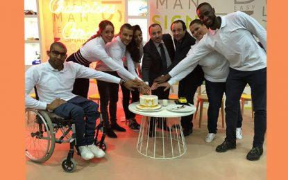 Sponsoring : Le team Citroën Tunisie pour les JO de Tokyo 2020