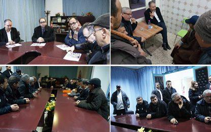 Tunisie : Deux ministres et le SG de l'UGTT dépêchés à Thala