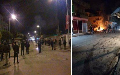 Violences en Tunisie: Les grabuges d'hier commis par des adolescents