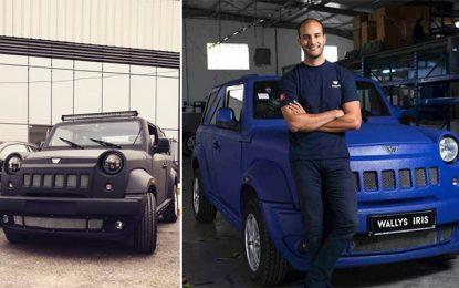 Le Tunisien Omar Guiga, fabriquant de la Wallyscar, primé par le FMI