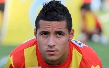 Le club qatari Al Sadd veut Youcef  Belaili, l'attaquant algérien de l'Espérance