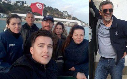 Bizerte : L'appel à témoins des enfants de Frédéric, disparu en mer