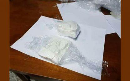 Tunis : Démantèlement d'un réseau international de trafic de cocaïne