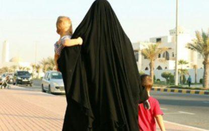 Kasserine : Une niqabée écrouée à son retour de Libye