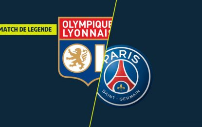 PSG-Lyon : streaming Ligue 1