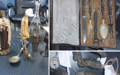 Tunisie : Une femme dirige un réseau de trafic d'objets archéologiques