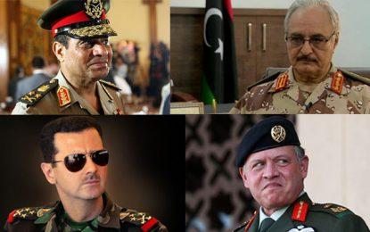 Le monde arabe s'achemine-t-il vers un Printemps des militaires ?