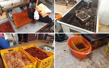 Ariana : Fermeture d'une fabrique d'harissa traditionnelle