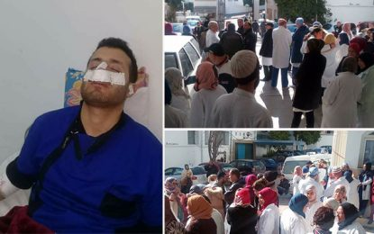 Agression dans les hôpitaux : Renforcement de la sécurité à Béja