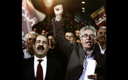 Hammami : Ennahdha et Nidaa ont entravé le procès Chokri Belaid