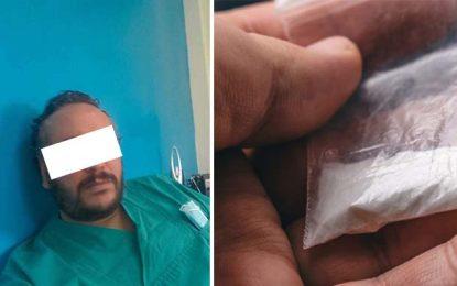 Tunis : Un dentiste à la tête d'un réseau de trafic de drogue