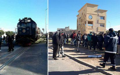 El-Jem : Radhouane (29 ans) se jette sous un train