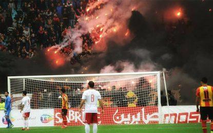 Football : Trois matchs à huis-clos pour l'Espérance de Tunis