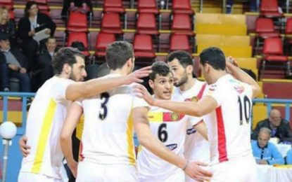 Volley-Coupe arabe des clubs : Finale Espérance-Al Rayan