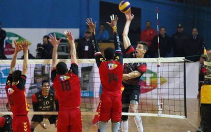 Volleyball-Coupe arabe des clubs : Al Rayan surprend l'Espérance
