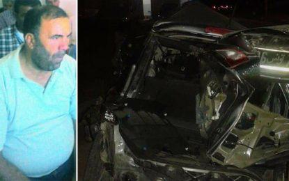 Gabès : Trois morts dans la collision entre un train et une voiture