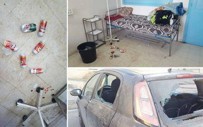 Gafsa : Un patient se saoule dans sa chambre d'hôpital