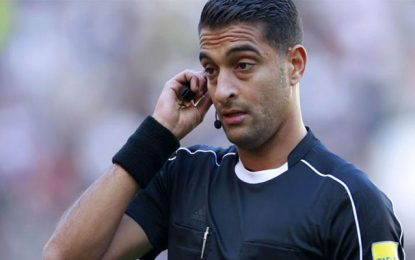 Football-Coupe de Tunisie : Les arbitres des quarts de finale