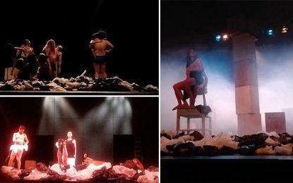 ''L'ivresse des profondeurs'' : Quand la danse s'empare du théâtre