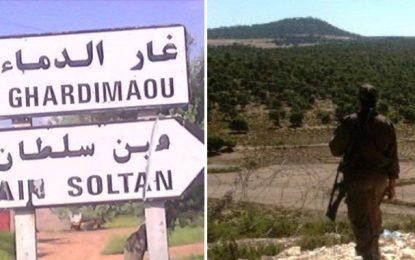 Jendouba : Terroristes localisés, coups de feu et ratissages à Aïn Soltan