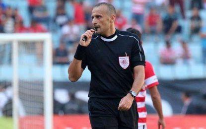 Football-Ligue 1 : L'arbitre Karim Khemiri suspendu jusqu'à la fin de saison
