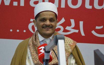Tunisie : L'imam Chanderli menacé de mort au téléphone par un inconnu