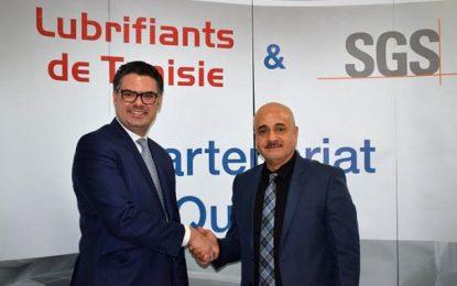 Lubrifiants de Tunisie confie la gestion de son système qualité à SGS