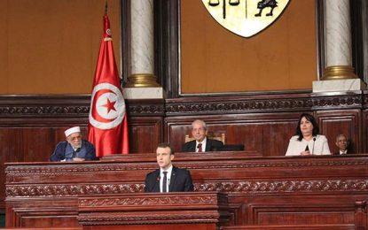 Macron au Bardo : «La Tunisie est bien de retour»