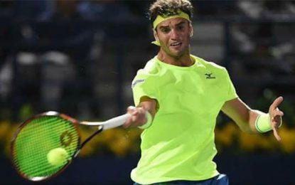 Tennis – Winston-Salem : Malek Jaziri sorti d'entrée