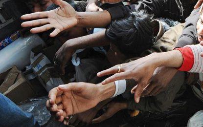 Italie : Des migrants clandestins tunisiens incendient un centre d'accueil