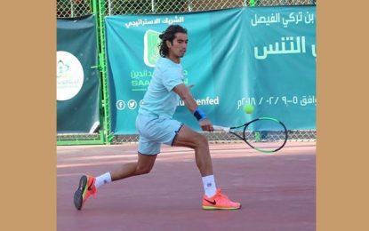 Tennis : Le Tunisien Moez Chargui remporte le tournoi de Riyad