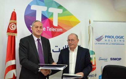 Tunisie Telecom et Prologic Holding renouvellent leur partenariat