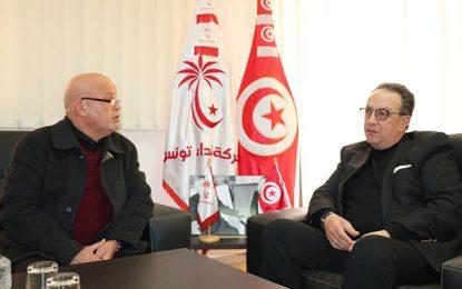 Mokdad Shili rejoint Nidaa : Le meilleur reste encore à venir !