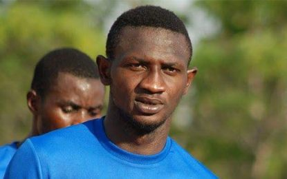 Club africain : Encore pas de solution pour Nicholas Opuku