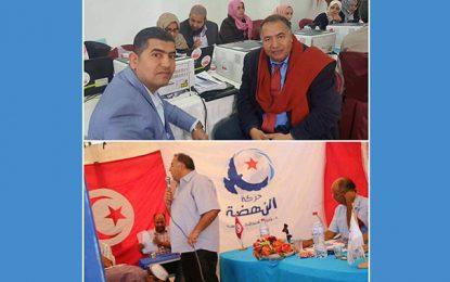 Municipales : Un dirigeant d'Ennahdha tête de liste de Nidaa à Gabès