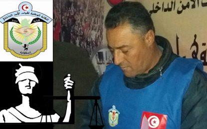 Noureddine Ghattassi : Le syndicaliste sécuritaire qui se la joue héros