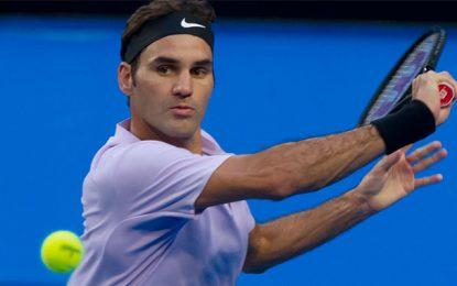 Tennis : Bientôt, Roger Federer en match d'exhibition en Tunisie