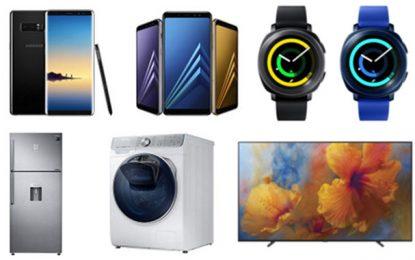 Saint Valentin 2018 : Samsung propose ses idées de cadeaux
