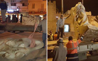 En colère, des artistes récupèrent leurs œuvres abandonnées à Sfax
