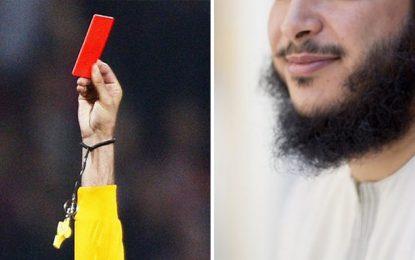Football : Un takfiriste appelle à tuer arbitres et policiers