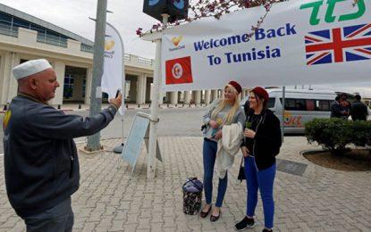 Tunisie : Affluence des Britanniques, mais ça n'est qu'un début