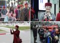 Un groupe de touristes chinois débarque en Tunisie