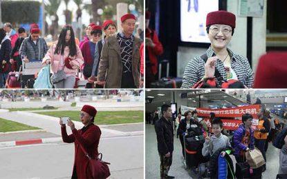 Tunisie : Le nombre de touristes chinois progresse de 10%, au 10 août 2019