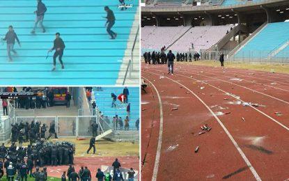 Violences dans les stades : La colère du Syndicat des unités d'intervention