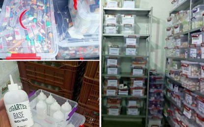 Contrebande : Saisie de cigarettes électroniques au Kram