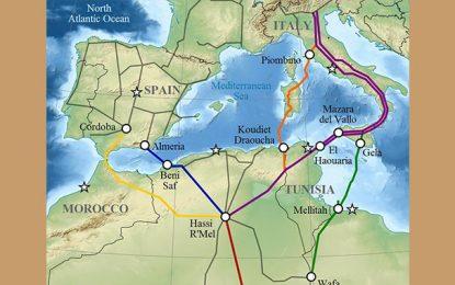 Tunisie-Energie : Risque de fermeture du gazoduc Enrico Mattei