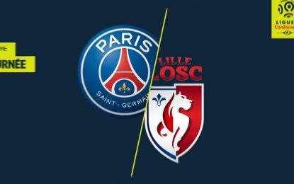 Lille-PSG : streaming live du match