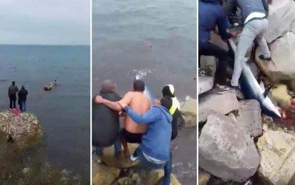 Mahdia : Des pêcheurs fracassent la tête d'un requin